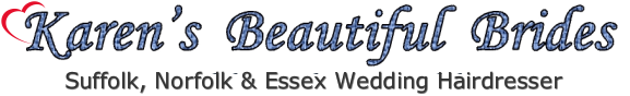 Wedding Hairdresser covering Suffolk, Norfolk and Essex.