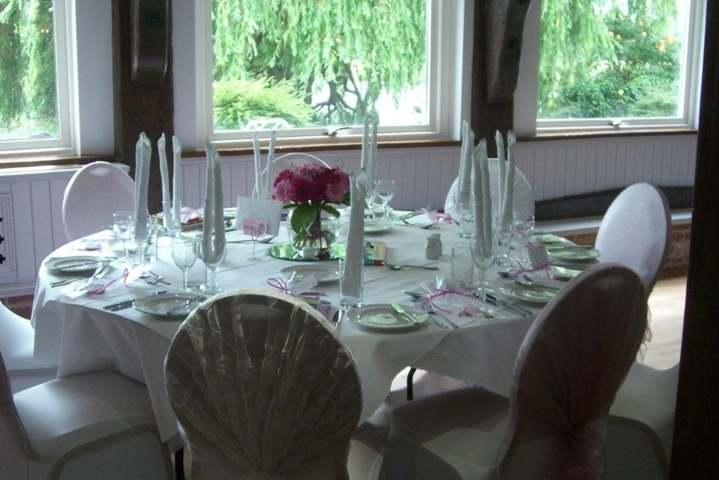 Inside The Mill Hotel, Suffolk wedding venue by Karen's Beautiful Brides.