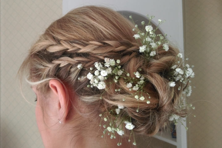 Picture of bride by Karen's Beautiful Brides in Suffolk