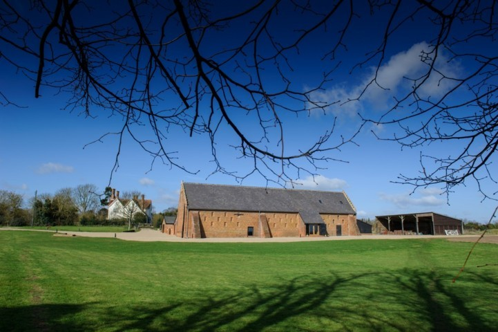 Copdock Hall Barn, Suffolk wedding venue by Karen's Beautiful Brides