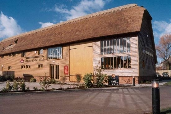 Henley Manor Farm Barn, Suffolk wedding venue by Karen's Beautiful Brides.