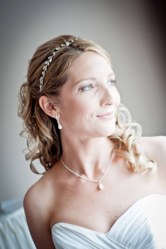 #beautiful wedding hair styles