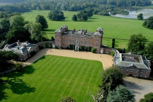 Kimberley Hall, Norfolk wedding venue, by Karen's Beautiful Brides