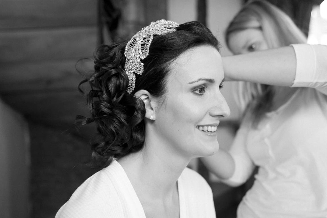 Photos of beautiful bridal hair created by Karen's beautiful brides who cover an area including Suffolk, Norfolk, Essex and into Cambridgeshire