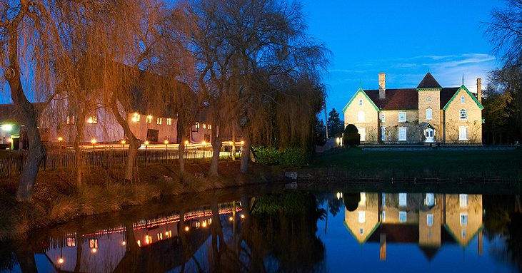 Smeetham Hall Barn, Sudbury, Suffolk wedding Venue Wedding Fayre.