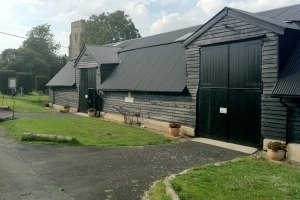 Alpheton Hall Barns wedding venue, by Karen's Beautiful Brides